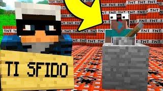 UN FAN MI HA SFIDATO NEL MIO MONDO - Minecraft ITA
