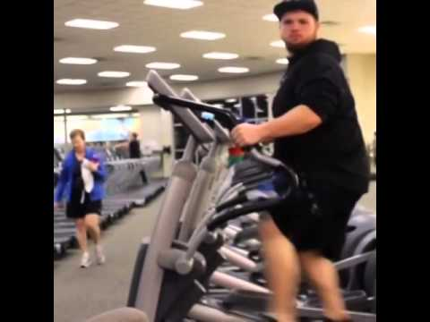 hqdefault when the beat drops while you're on the elliptical youtube