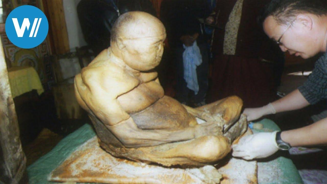 Lebende Mumie