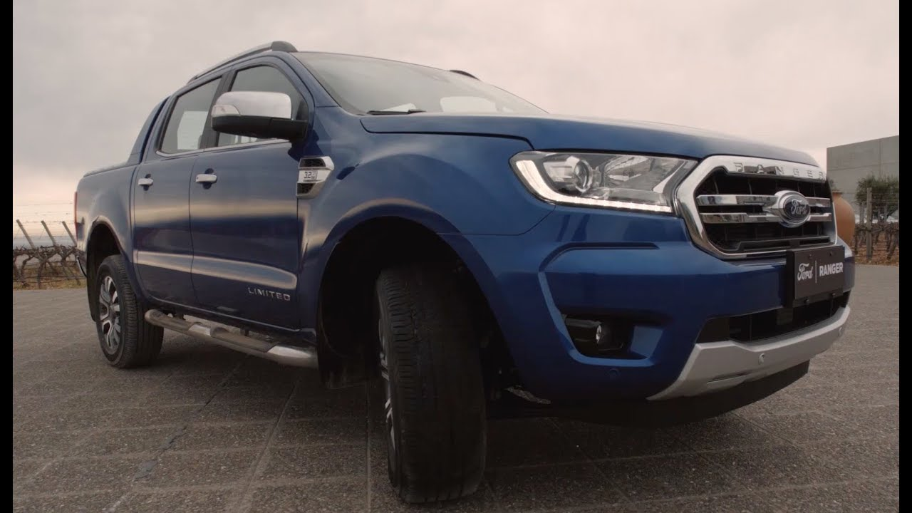 Probamos La Nueva Pick Up Ford Ranger 2020 Youtube