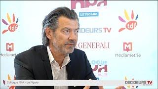 Colloque NPA-Le Figaro 2015 : Philippe Cardon - Sony