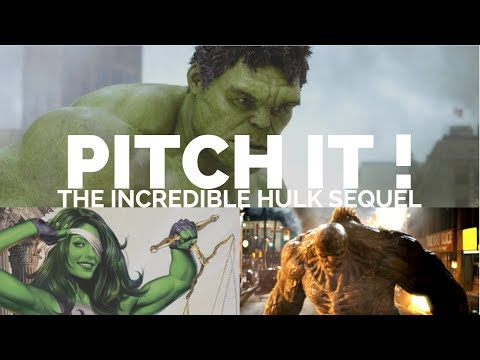 Pitch It! The Incredible Hulk 2
