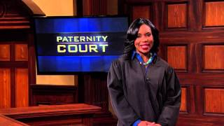 "Happy Holidays Kentucky From ""Paternity Court"" And The CW Lexington!"