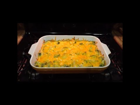 How To Make Chicken Broccoli Casserole
