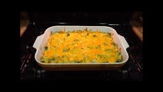 How To Make Chicken Broccoli Casserole