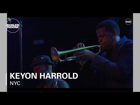 Keyon Harrold Boiler Room New York Live Set