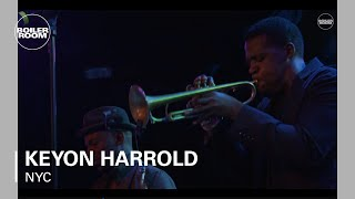 Keyon Harrold Boiler Room New York Live Set