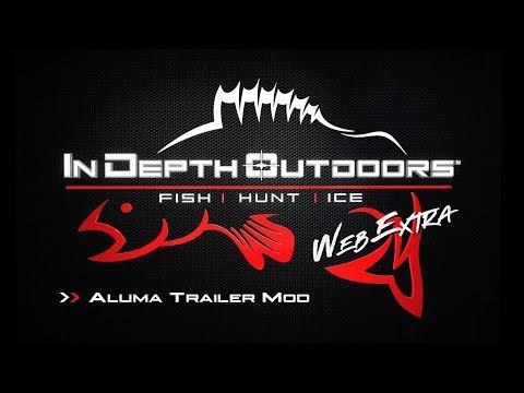 Web Extra! - Aluma Trailer Ice Fishing Modifications