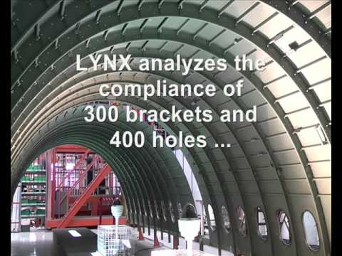 Lynx - Vision Quality Inspection system significantly reduces control times