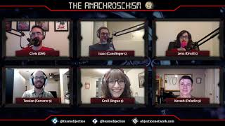 The Anachroschism is our Dungeons and Dragons 5e campaign, with an ...