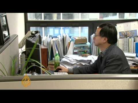 South Korean employees work excessive hours