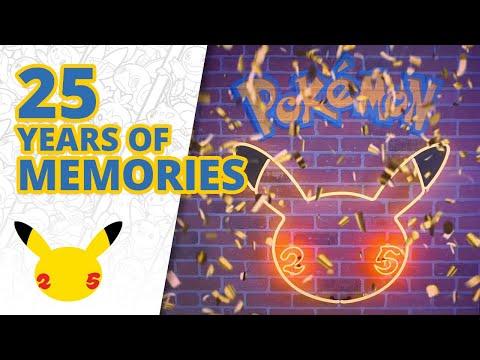 25 Years of Memories | #Pokemon25 - Видео онлайн
