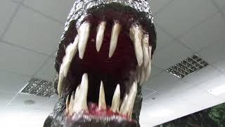 Выставка динозавров в ТЦ ''Капитал'', 2019