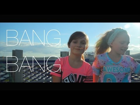 Bang Bang - Jessie J, Ariana Grande, Nicki Minaj - cover by 11 year old Sapphire Ft. Skye