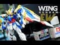 XXXG-01W Wing Gundam EW (RG) 1/144 の動画、YouTube動画。