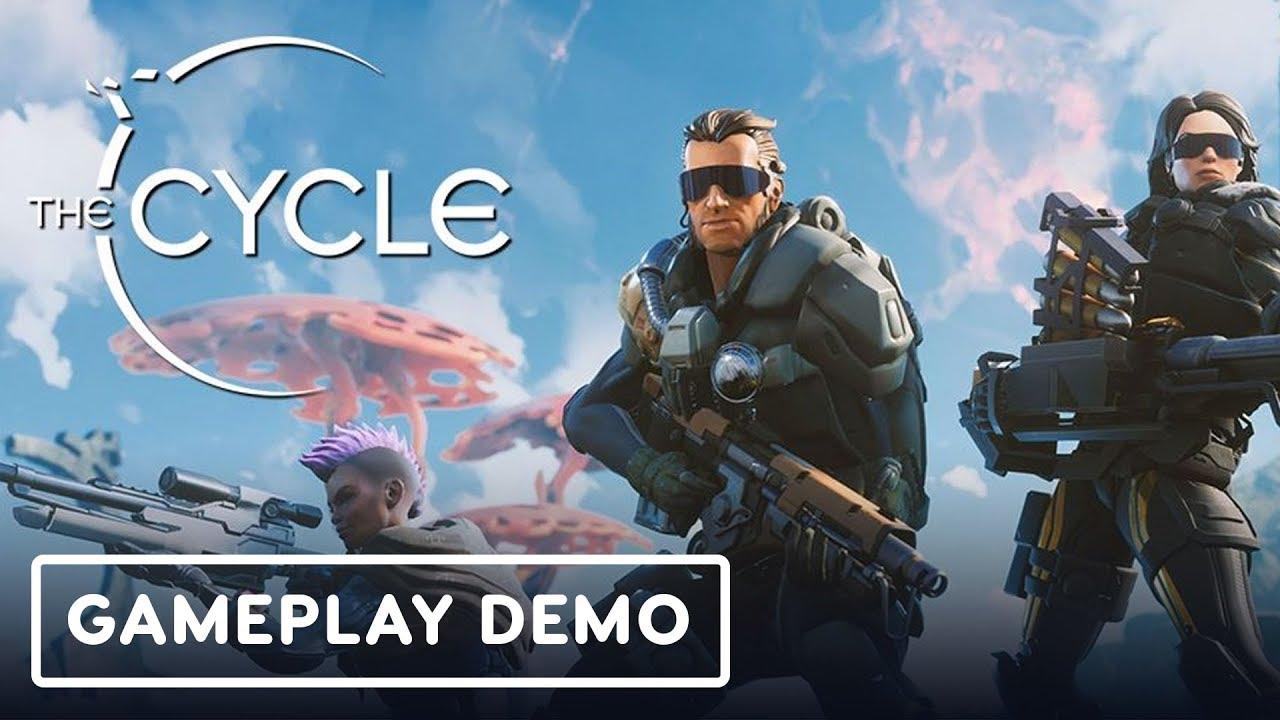 Der Zyklus: Ein wettbewerbsfähiger Quest-Shooter zum Thema Weltraum-Prospektion - IGN Live Gamescom 2019 + video