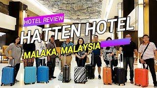 Review Hatten Hotel Malaka Five Star Hotel in Melaka