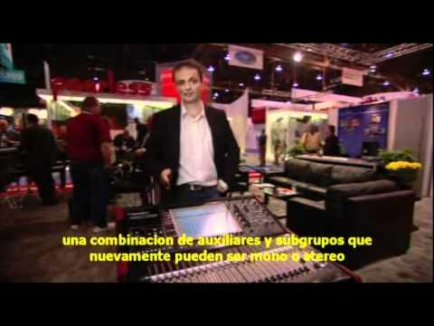 DiGiCo SD-9 Tim Shaxson - Subtitulos en español