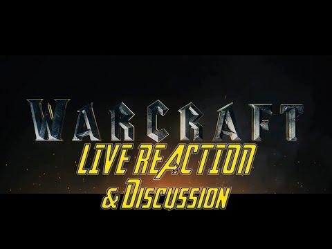 Warcraft Trailer Reaction