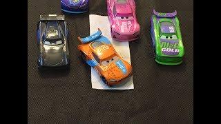 """Review of Disney Pixar Cars 3 RYAN """"INSIDE"""" LANEY (Next Gen Blinkr #21)"""