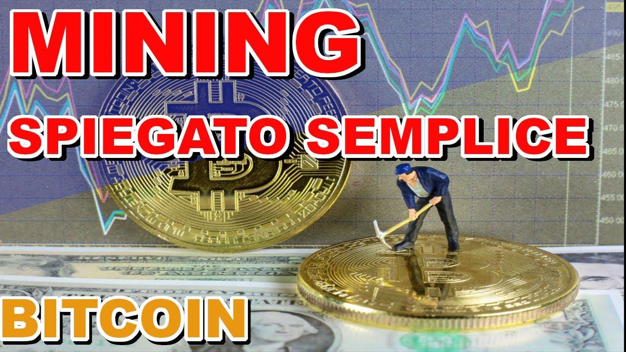 bitcoin ha spiegato il video)