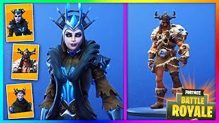 NEW FILTERED SKINS (REYING AND MORE) in Fortnite *FILTRATION* !!