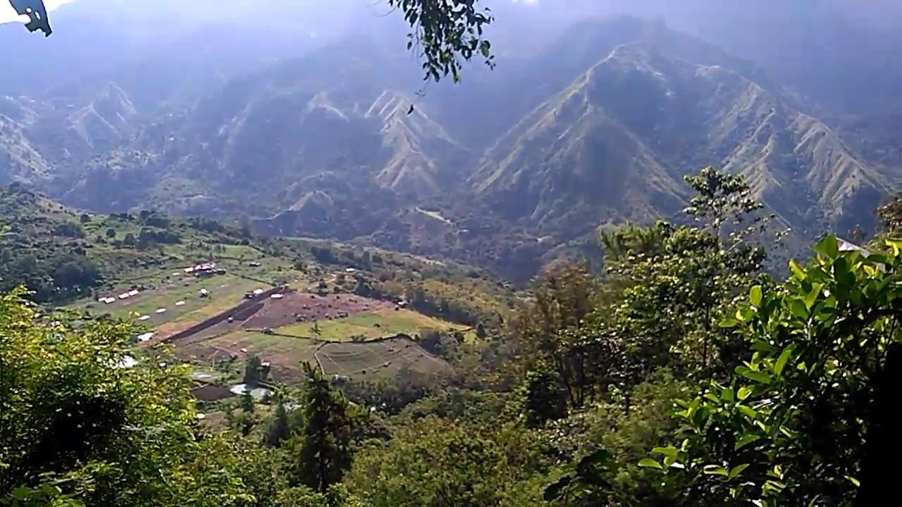 MENAKJUBKAN  INILAH Vedeo Pemandangan Gunung Terindah