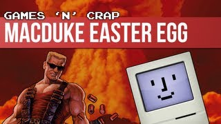 Duke Nukem 3D: Mac-Exclusive Easter Egg