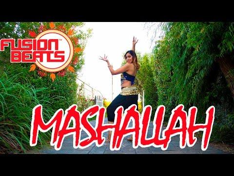 Mashallah ( Ek Tha Tiger) | Bollywood Dance Cover | Salman Khan | Katrina Kaif | Fusion Beats Dance