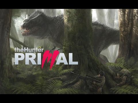 theHunter:Primal -- General Hunting Trek With Friends 2-16-17