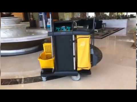 JIWINS Cleaning Cart
