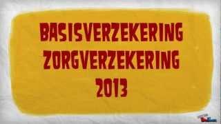 Premie zorgverzekering 2013