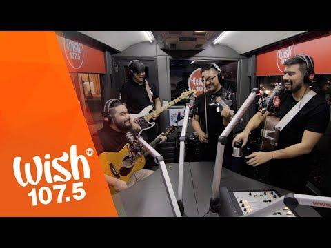 "Hale performs ""Sandali Na Lang"" LIVE on Wish 107.5 Bus"