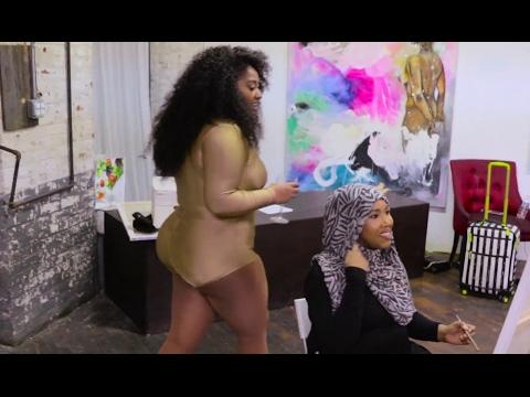 Ameerah K. Art with Jazmine Sullivan   Masterpiece