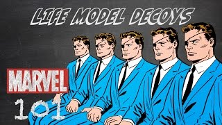 Life Model Decoys - LMD - Marvel 101