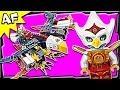 Lego Chima Eris' FIRE EAGLE FLYER 70142 Stop Motion Build Review