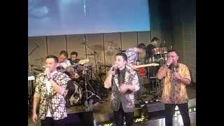 KAHITNA - Merenda kasih &Aku Dirimu Dirinya ( Galeri Indonesia Kaya 9 Oktober 2014 )