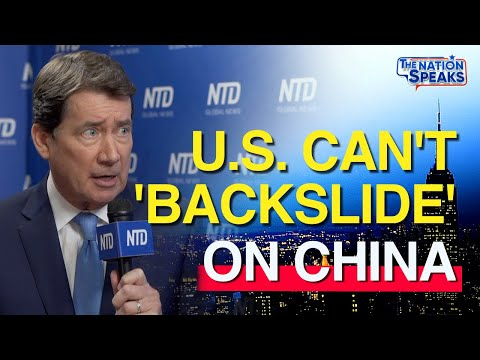 Why US Must Remain Tough on CCP; Did China Really Defeat the Virus? | CPAC2021 | The Nation Speaks