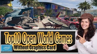 Top 10 Open World Games For 2GB RAM PC Without Graphics Card  - Top 2GB RAM PC Games