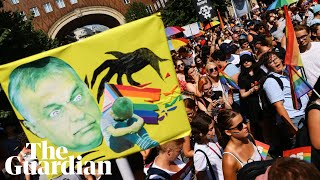 'Filthy Pride': Marching for LGBTQ+ rights in Orbán's Hungary
