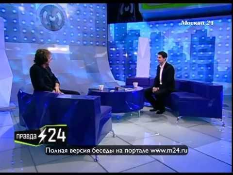 Антон Макарский мечтает стать человеком