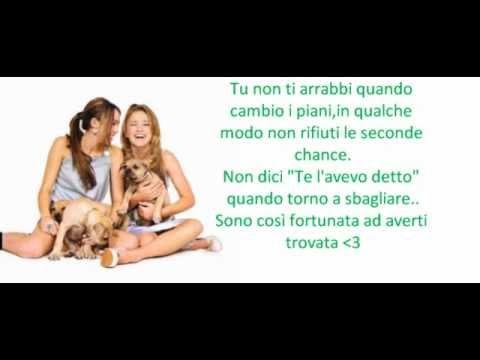 Miley Cyrus - True friend traduzione italiana