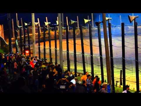 Lebanon Valley Speedway Eve Of Destruction 6/30/2015 - Green Mamba Jet Engine Car