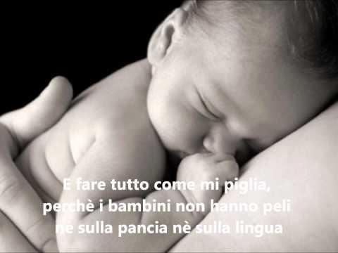 Giuseppe Povia - Quando i bambini fanno oh (Lyrics)