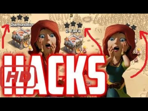Clash of Clans HACKS - Game Over Clash of Clans? (Hacking in Wars, Farming, Trophy)  - New game