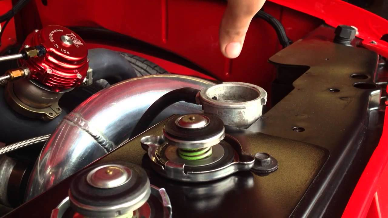Bad Radiator Cap Symptoms >> Bad Radiator Cap Youtube