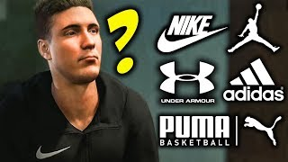 NBA 2K20 My Career | Ep 4 | I GOT A SHOE DEAL! WHAT BRAND DID I PICK?!