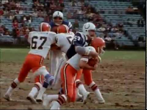1975 Browns at Colts Game 7