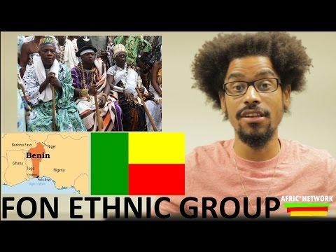 Fon Ethnic Group - Benin West Africa (Benin,Nigeria,Togo)