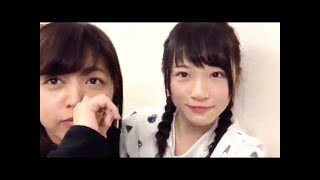 SHOWROOM 太野 彩香2(NGT48 チームNⅢ) AKB48 SHOWROOM playlist .